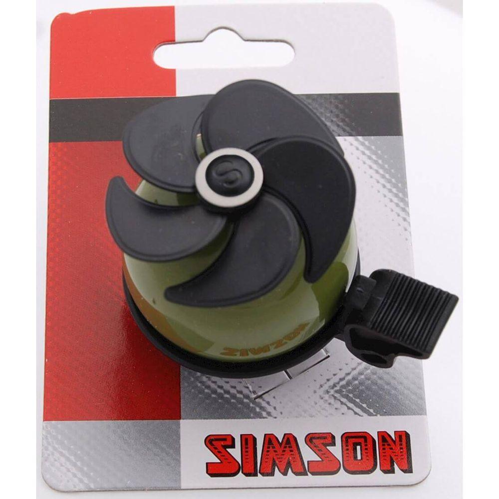 DB1104A Simson Bel AIR legergroen-zwart