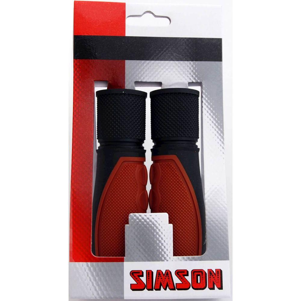 Simson Handvatten Lifestyle middenbruin-zwart