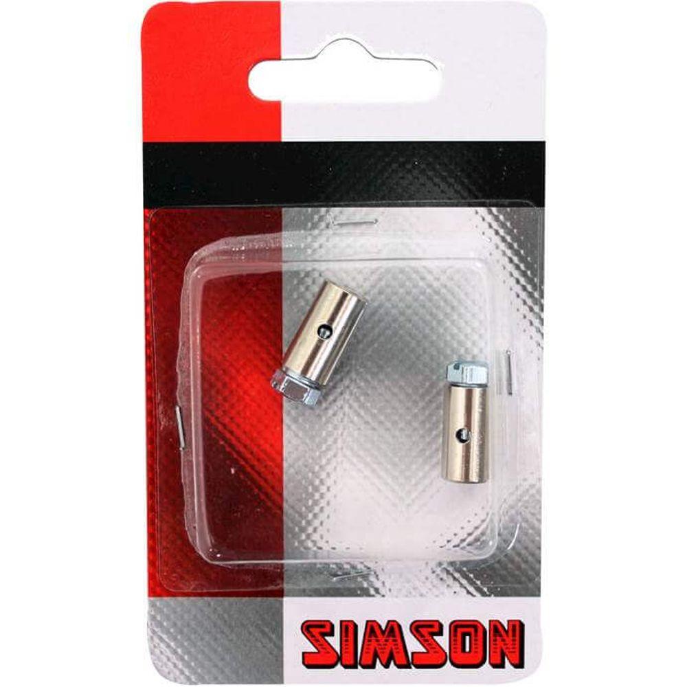 Simson schroefnippel 8x15