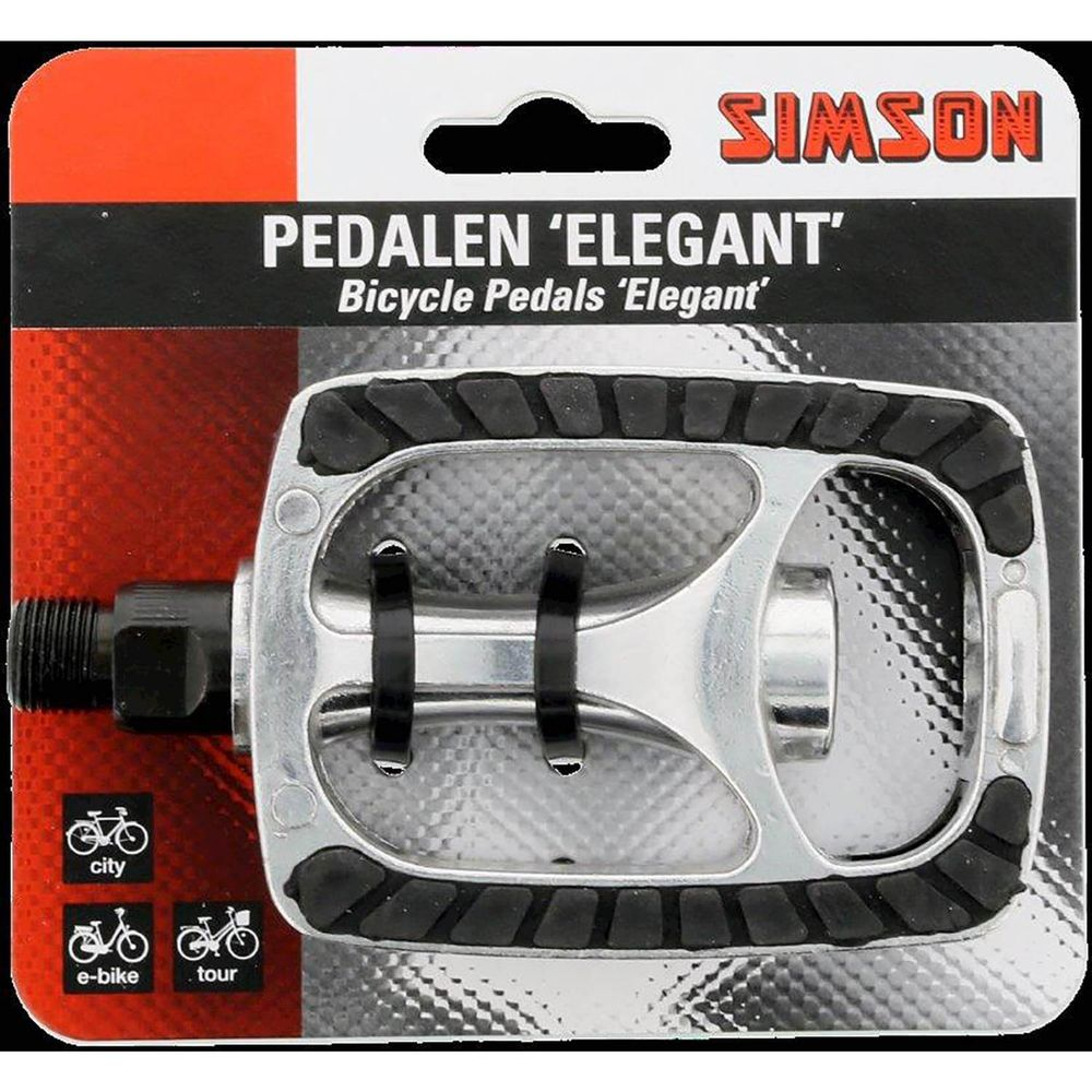 Simson pedaalset elegant reflectoren (2)