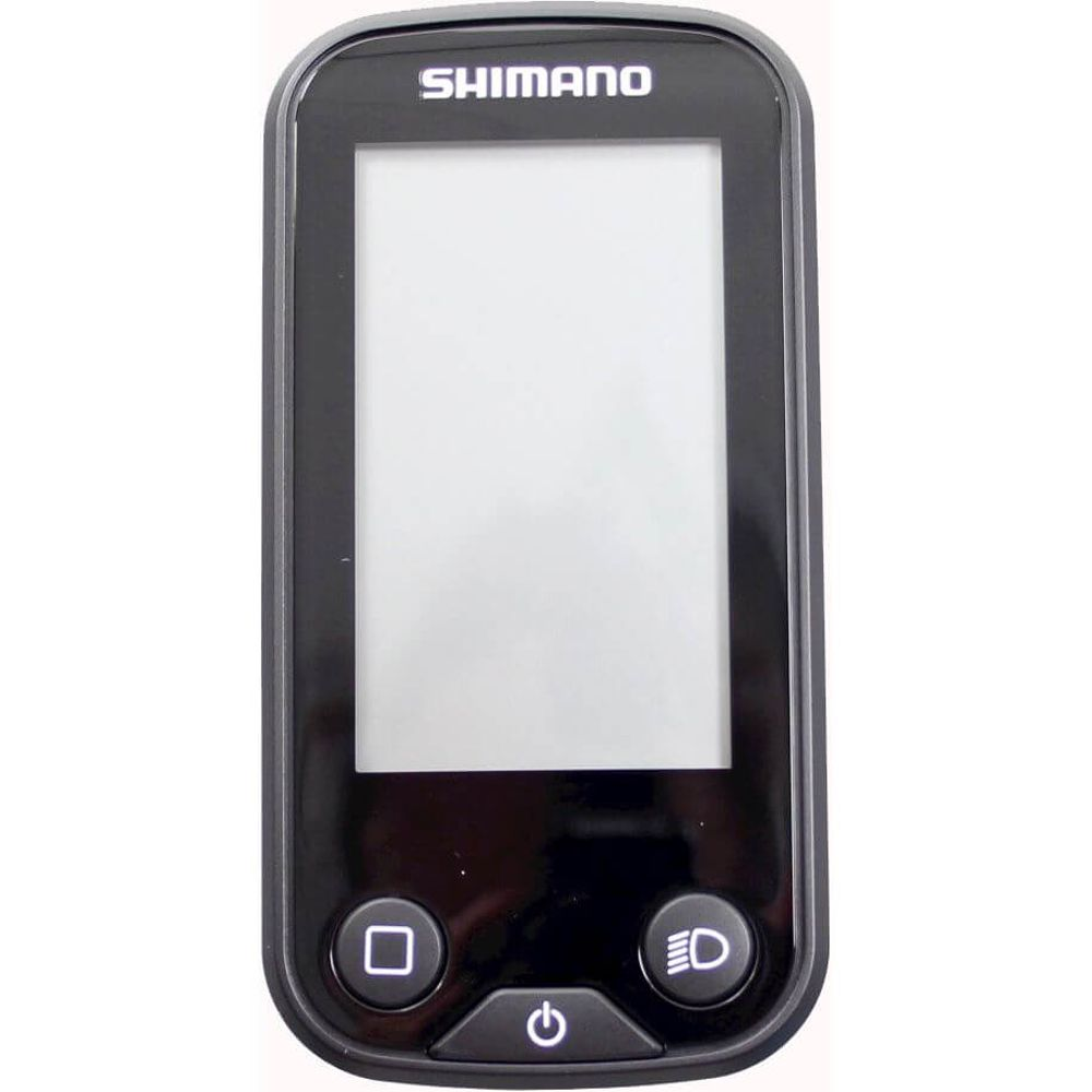 Shimano fietscomputer Steps SC-E6100D