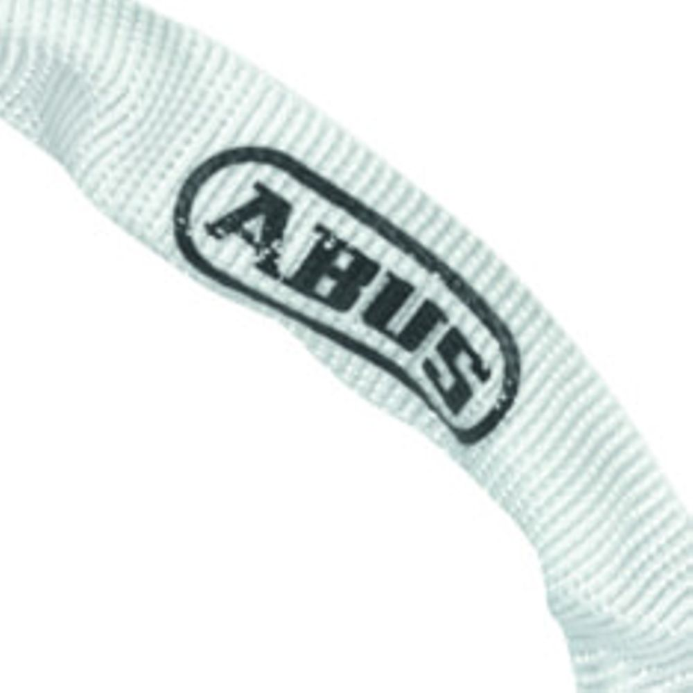Abus kettingslot 1500/60 web white