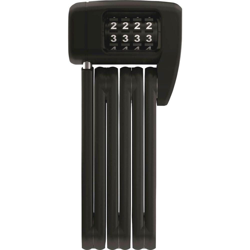 Abus vouwslot Bordo Combo Lite Mini 6055C/60 black SH