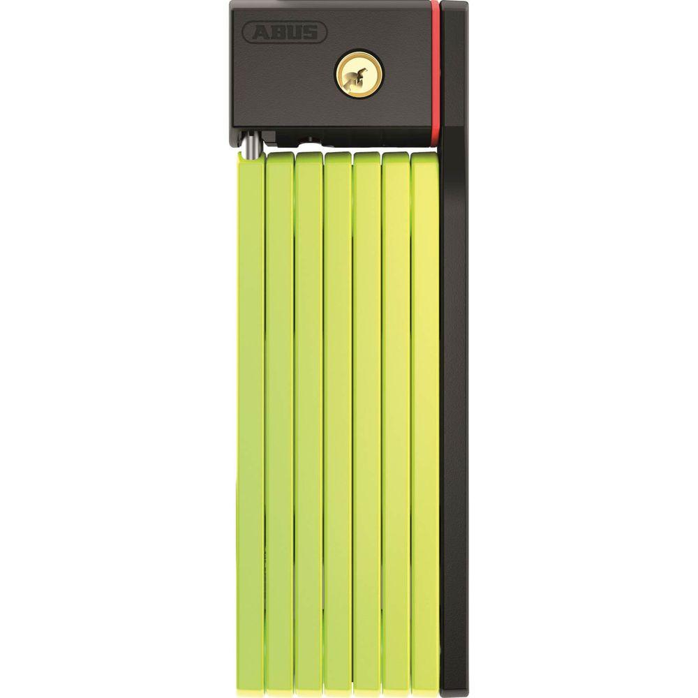 Abus vouwslot bordo ugrip 5700/80 lime groen sh
