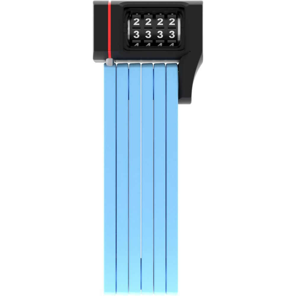 Abus vouwslot bordo ugrip 5700/80 core blauw sh