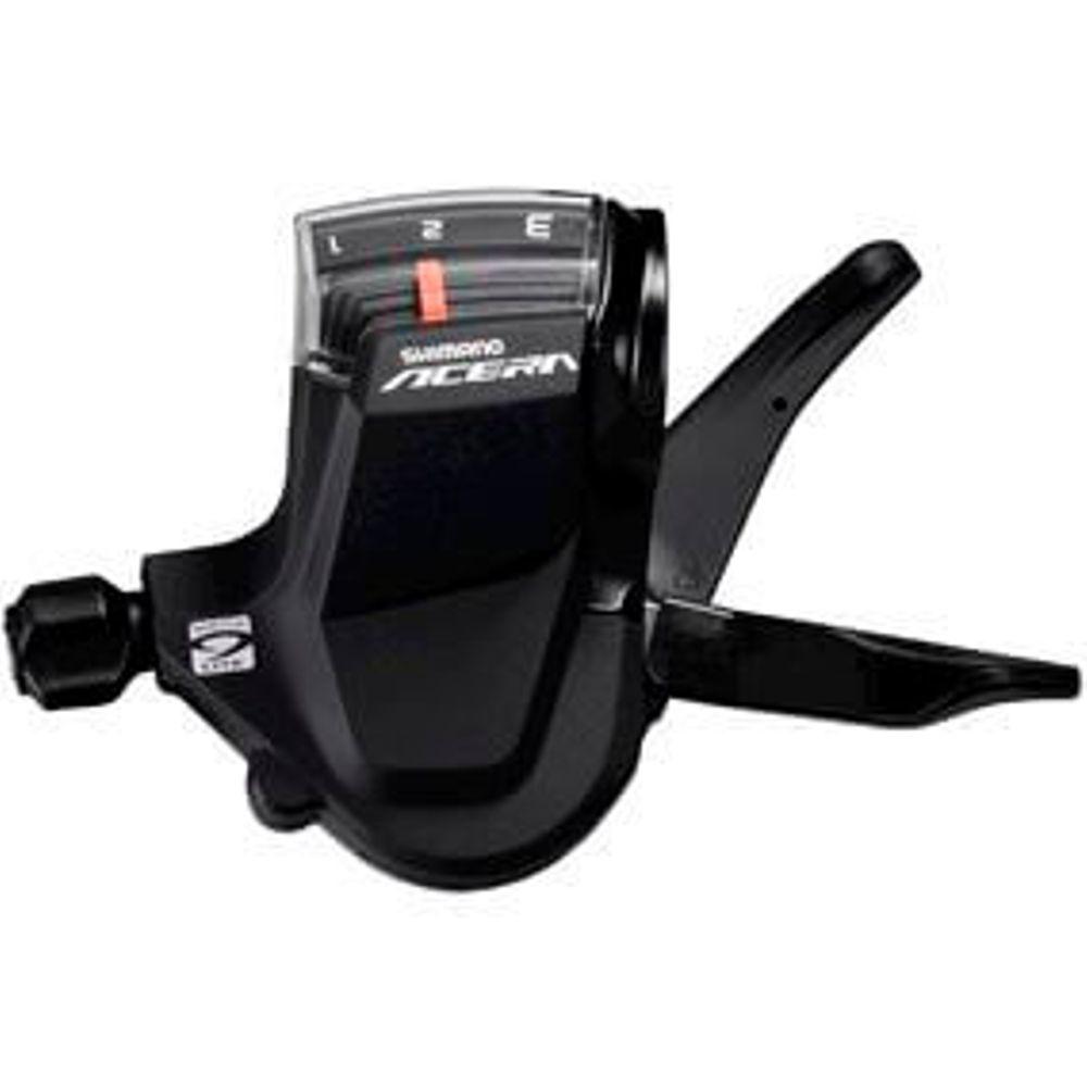 Shimano versteller acera m3000 links 9 speed tripl