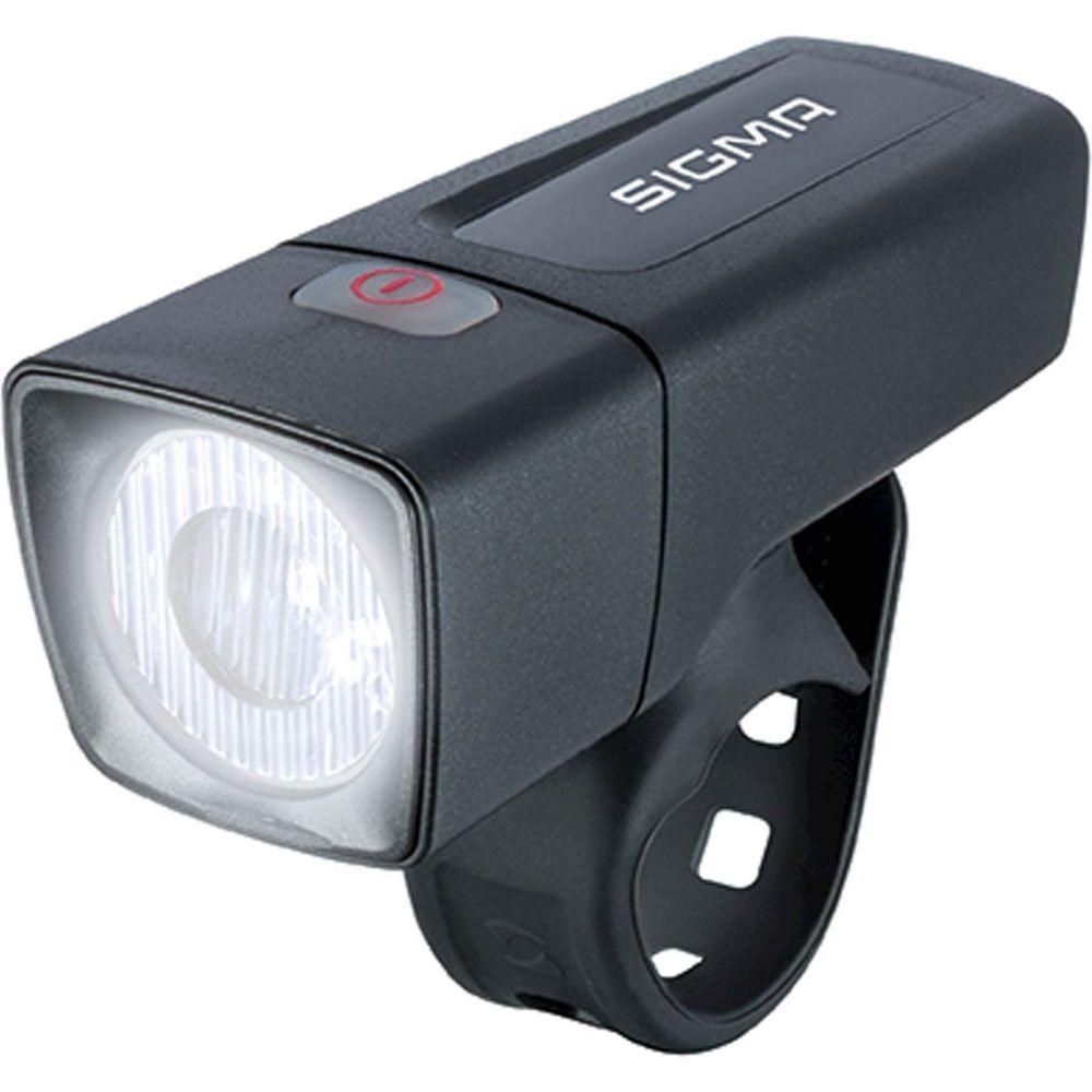 Sigma koplamp aura 25 led 25 lux inclusief 2x aa b