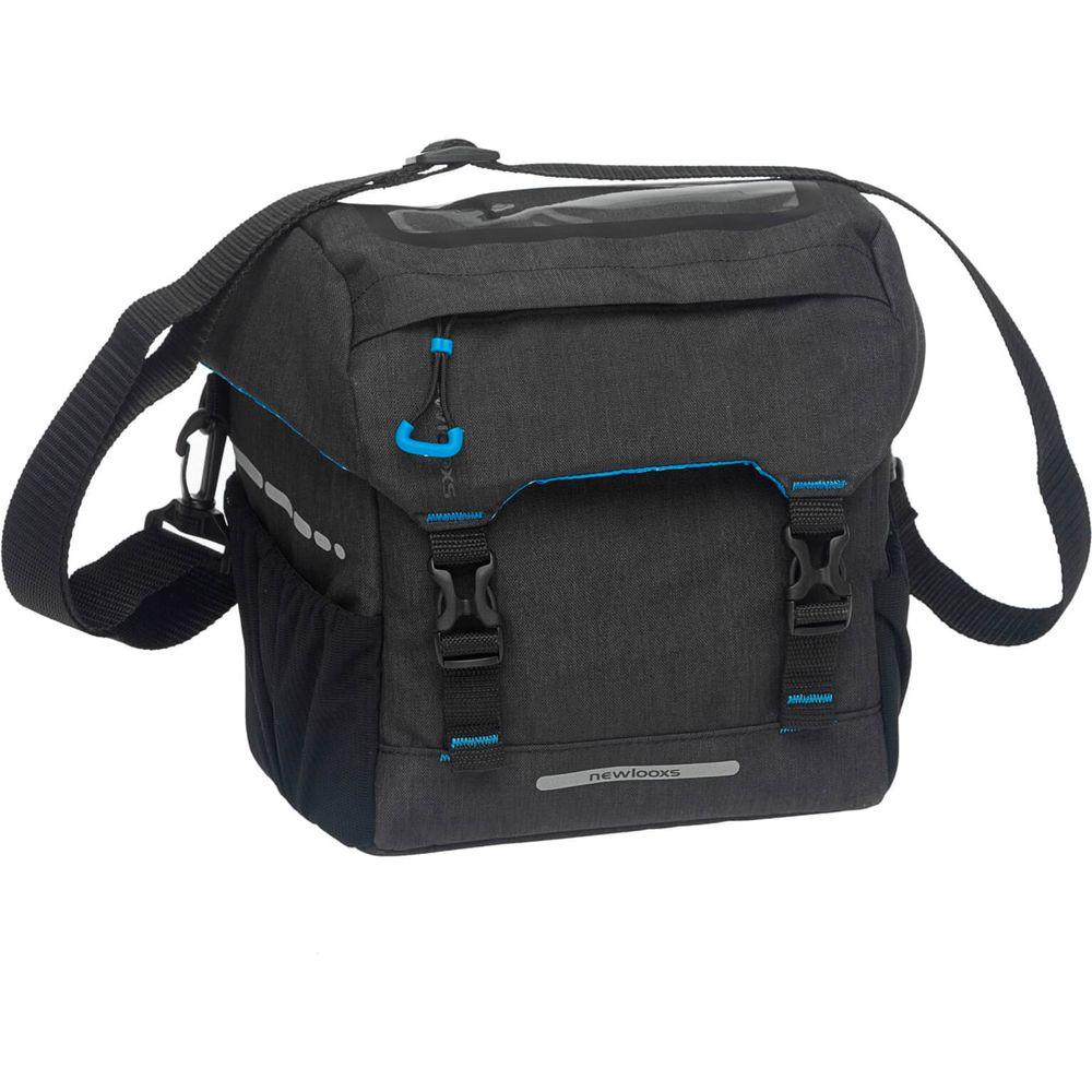 Stuurtas New Looxs Sports Handlebar Bag - zwart