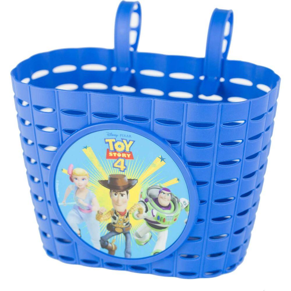 Widek fietsmandje Toy Story 4 blauw