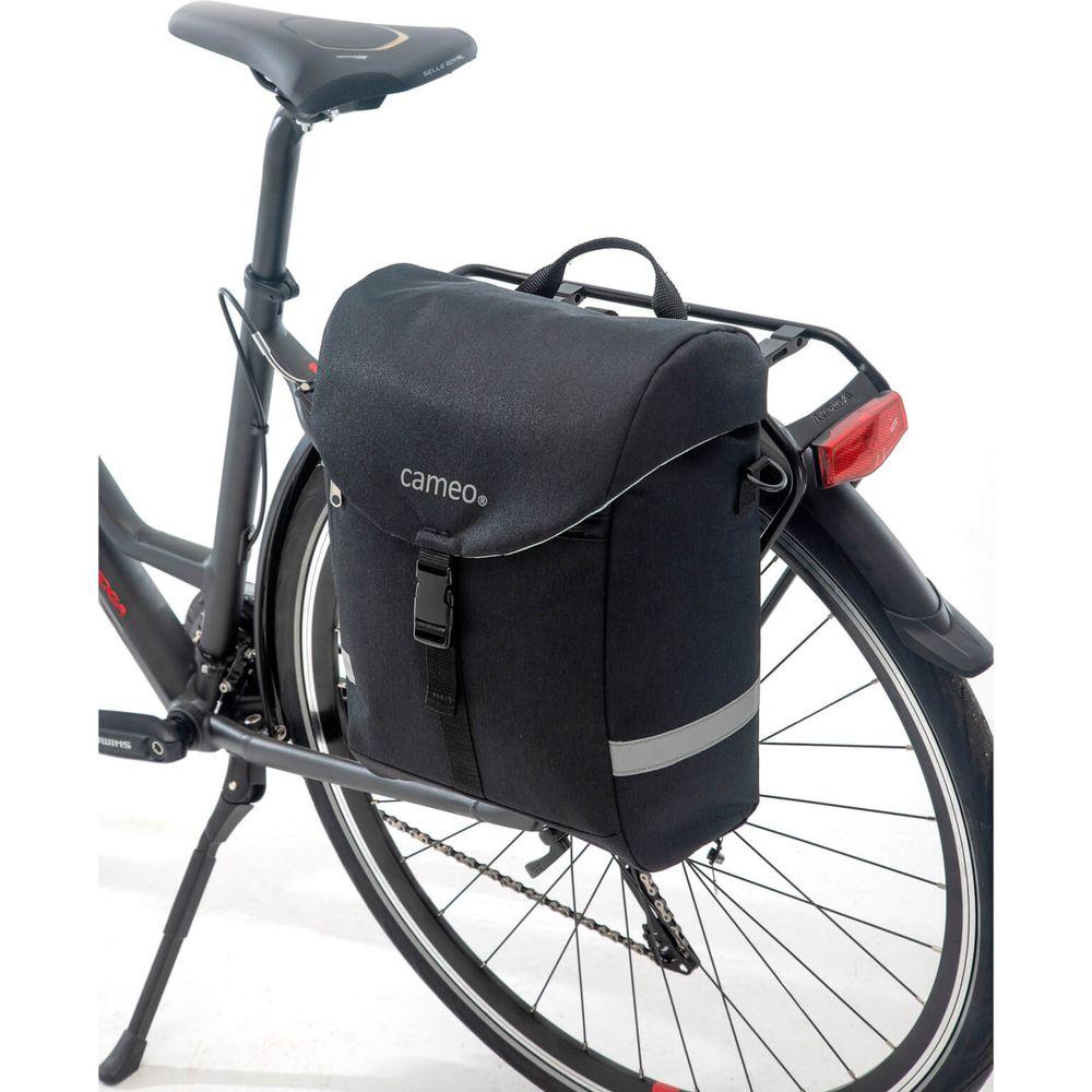 Enkele tas New Looxs Cameo Sports 14 liter - zwart