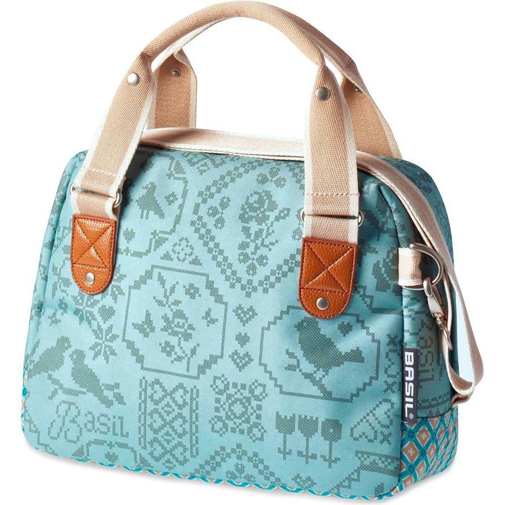 Stuurtas Basil Boheme City-Bag  Jade  8-Liter