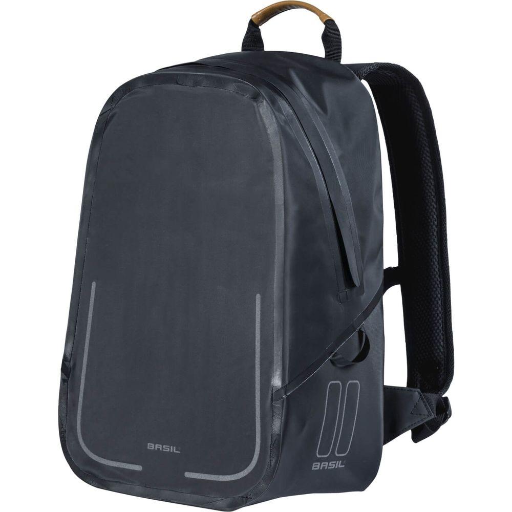 Fietsrugzak Urban Dry Backpack 18 liter - mat