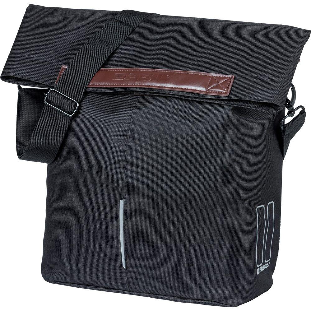 Fietsshopper City Shopper 14-16 liter - zwart