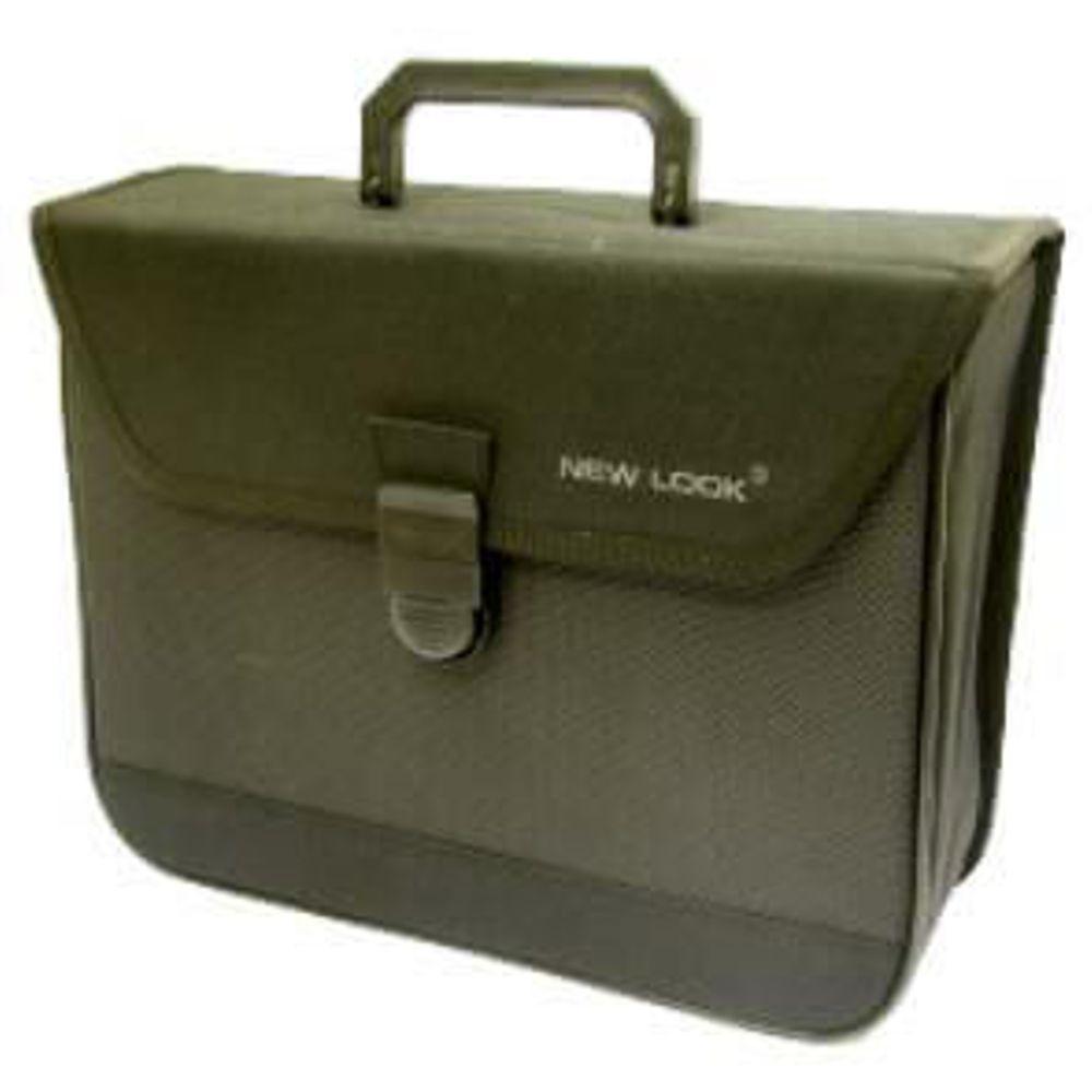 Fietstas Single pannierbag 1 lock - 10 liter 33 x