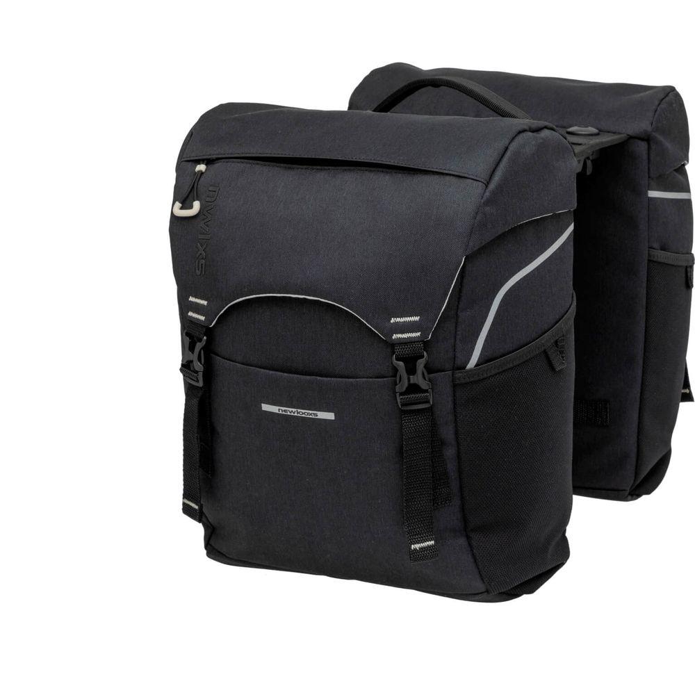 Dubbele bagagedragertas Sports Double Racktime -