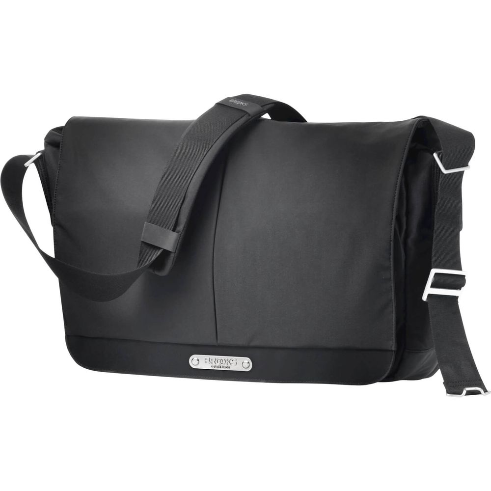 Brooks tas Strand messenger black