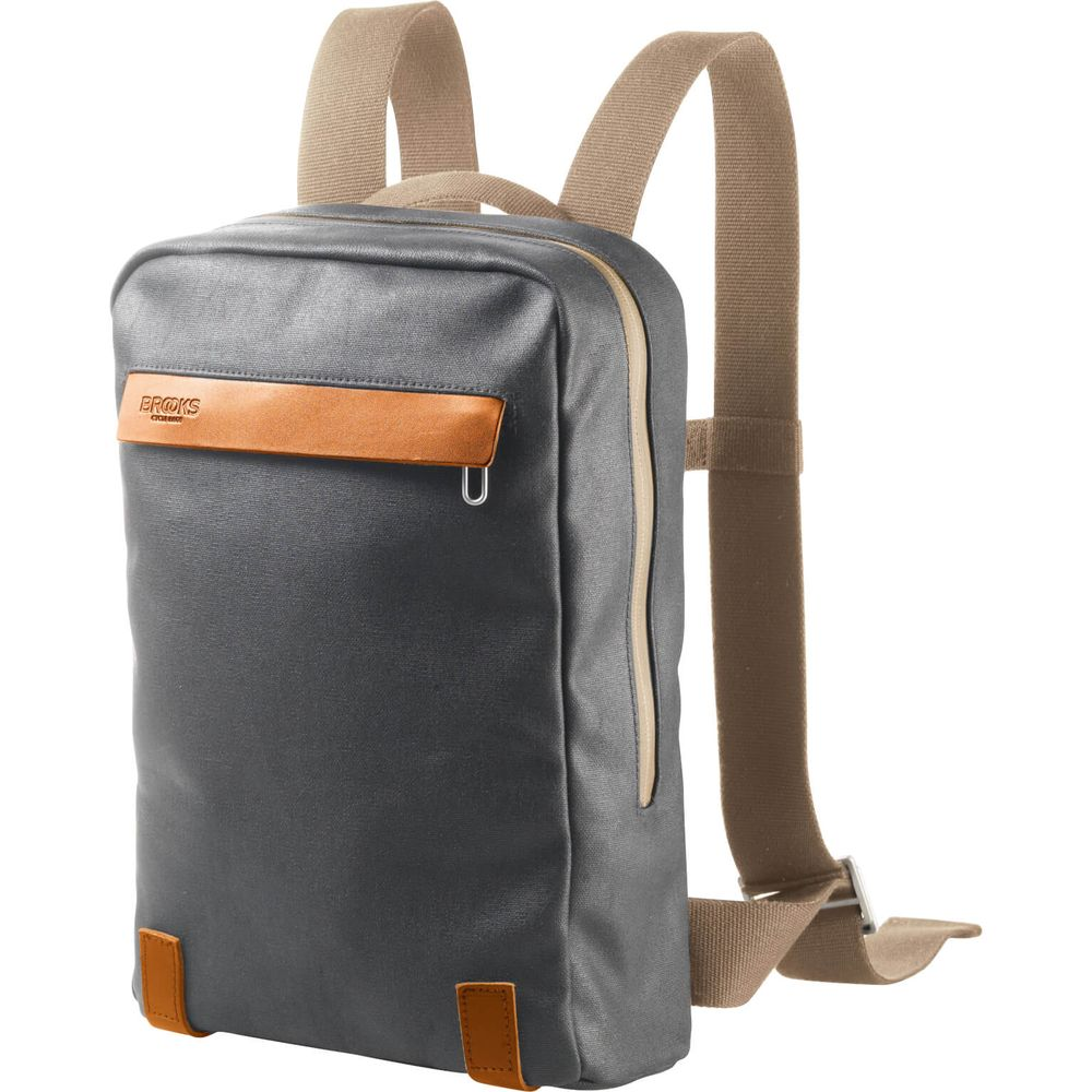 Brooks rugtas Pickzip grey honey