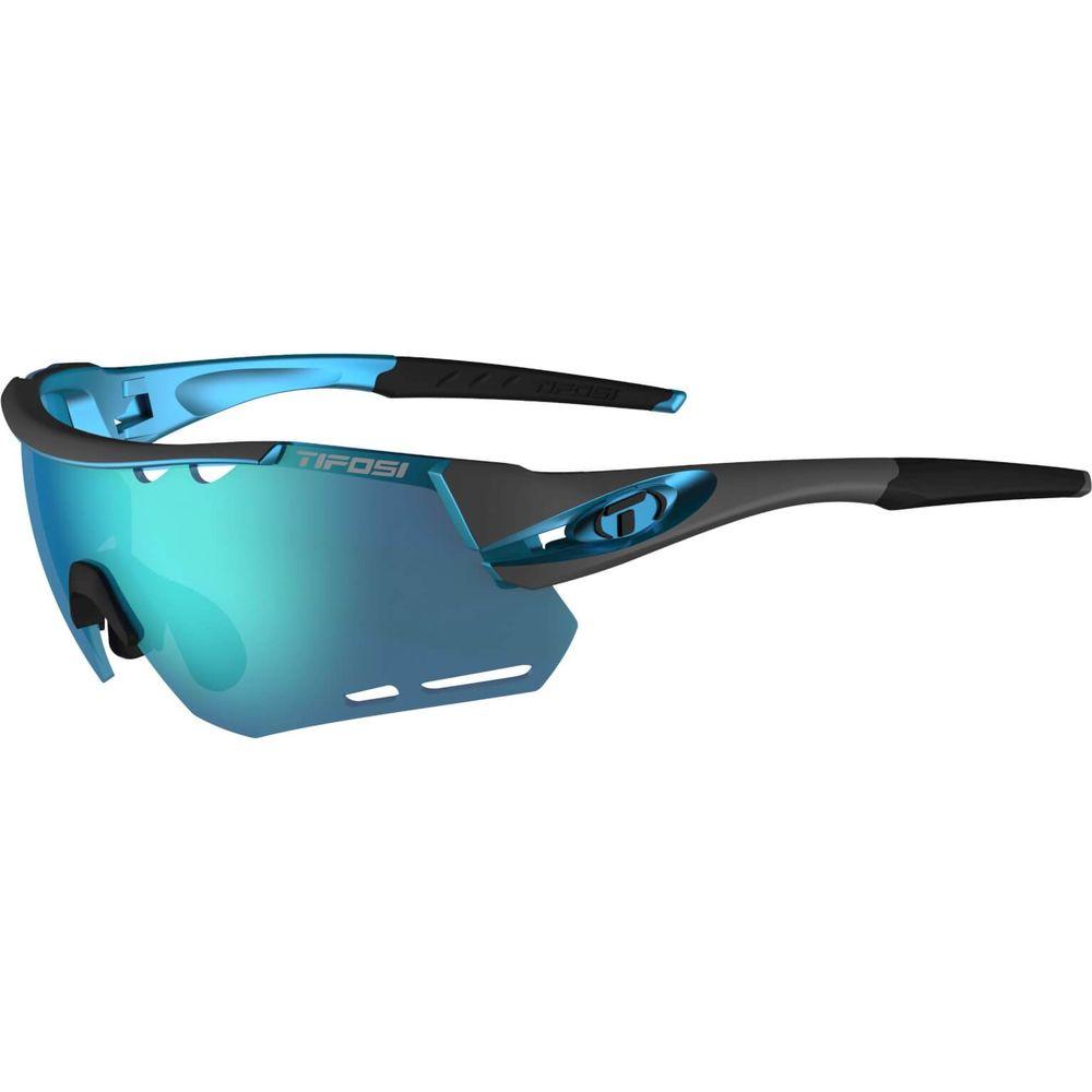 Tifosi bril Alliant gunmetal clarion blauw