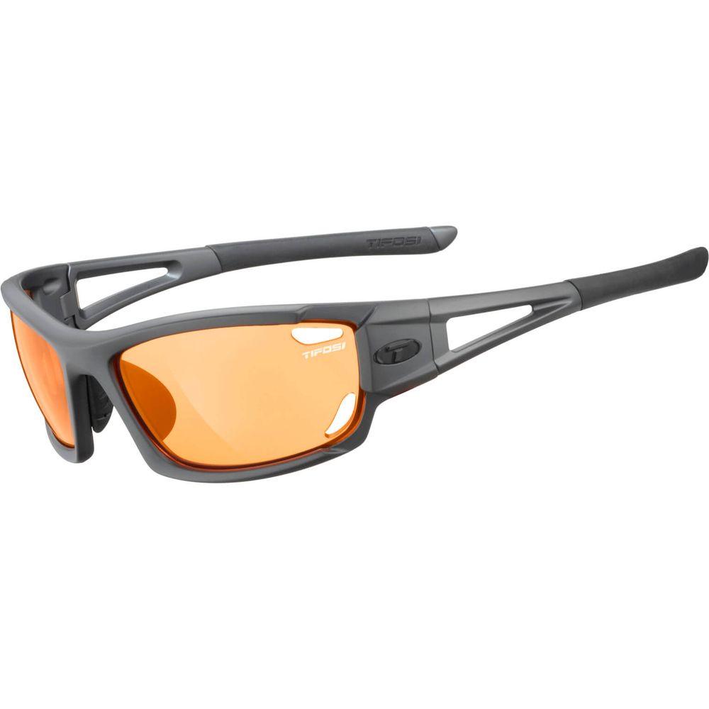 Tifosi bril Dolomite 2.0 mat gunmetal fototec rood