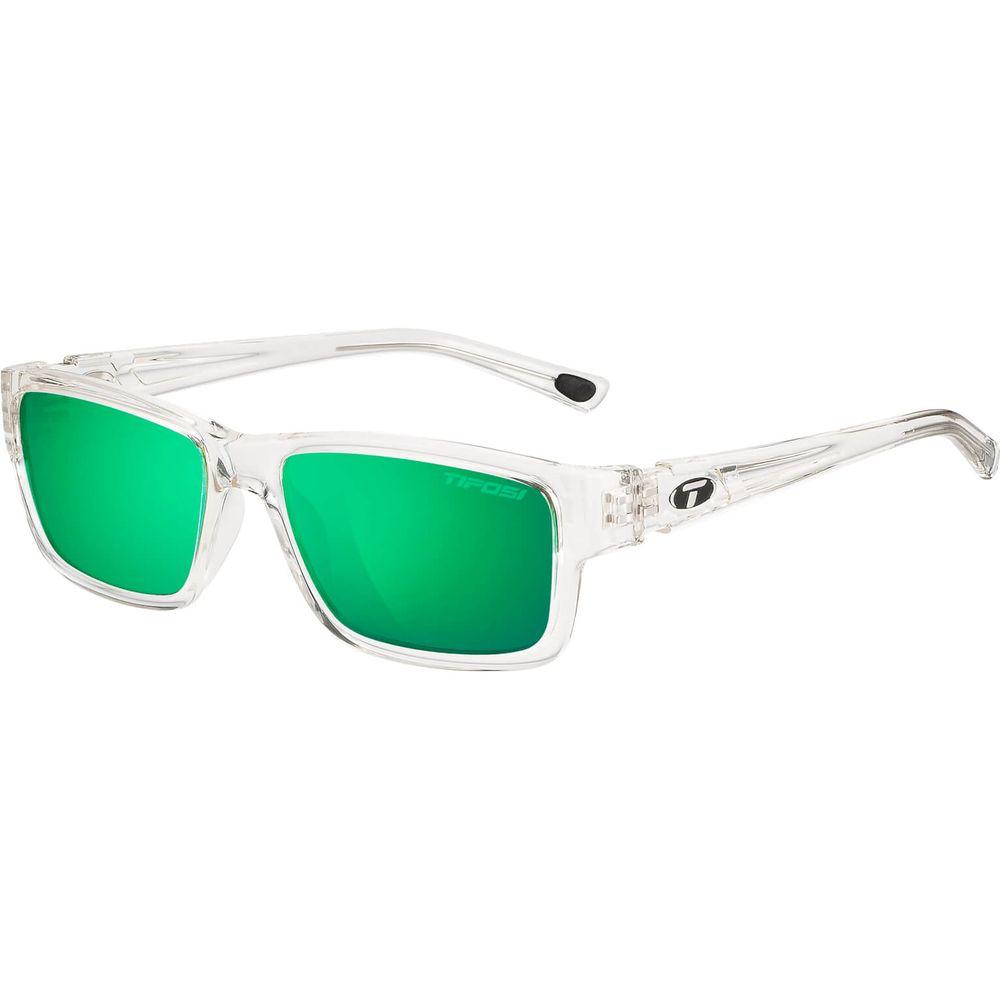 Tifosi bril Hagen crystal clear groen