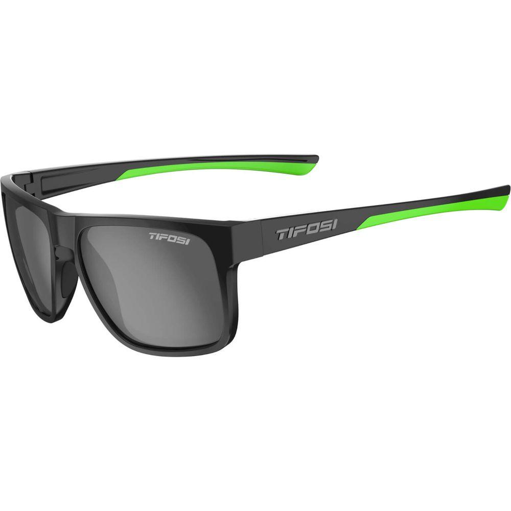 Tifosi bril Swick satijn zwart-neon