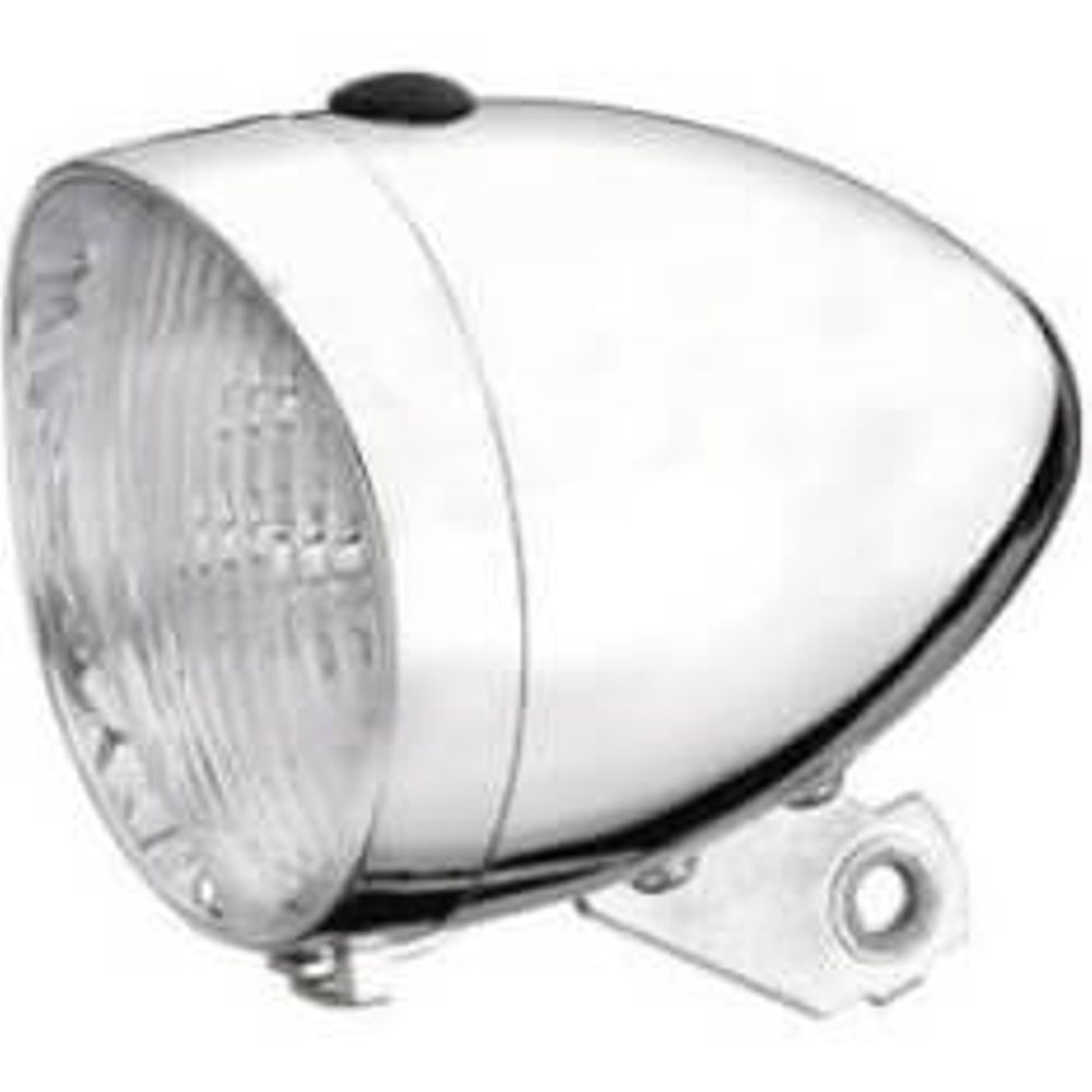 Union koplamp UN-4900 Retro led batt chroom bulk