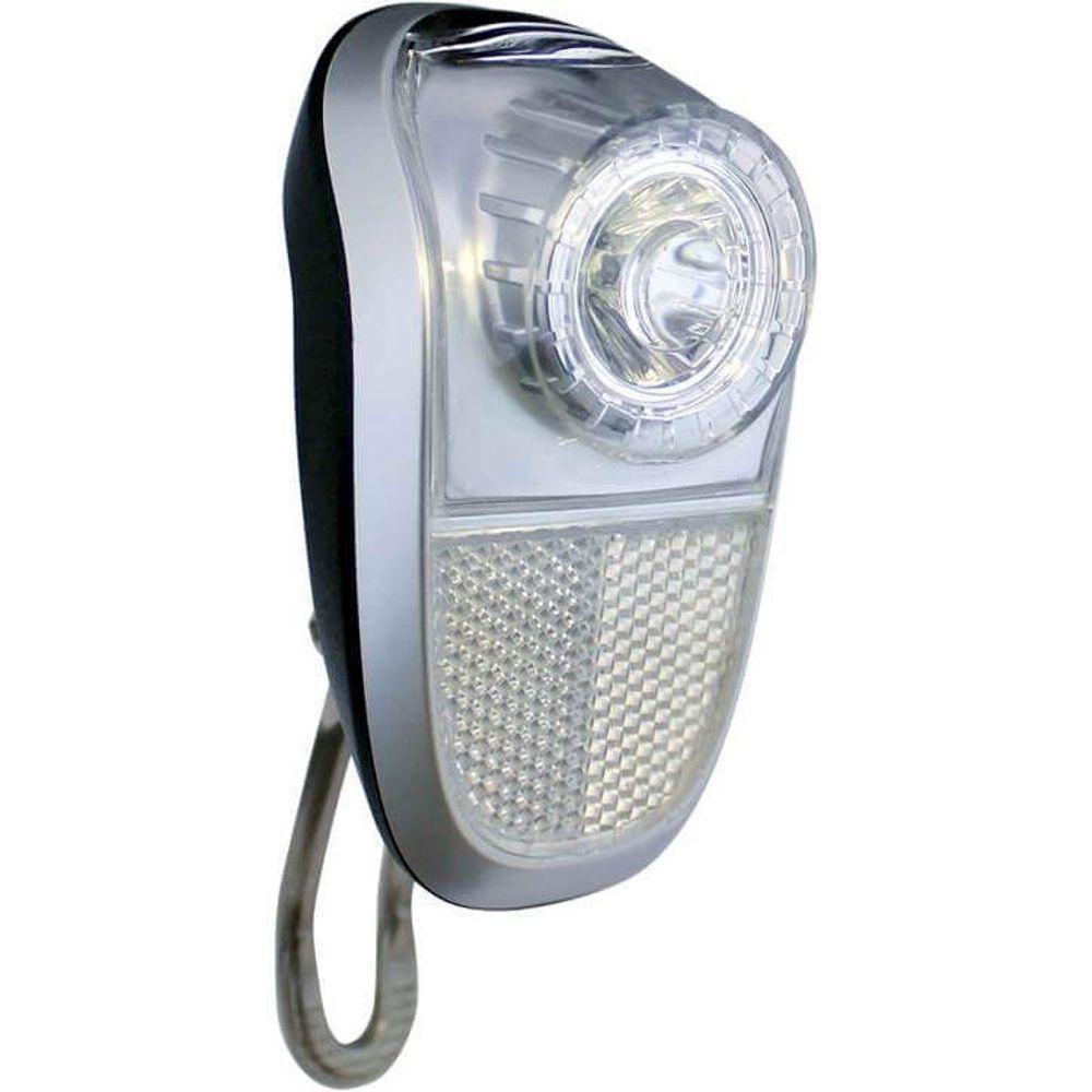 Union koplamp UN-4960 Mobile + batterij 10 lux zilver