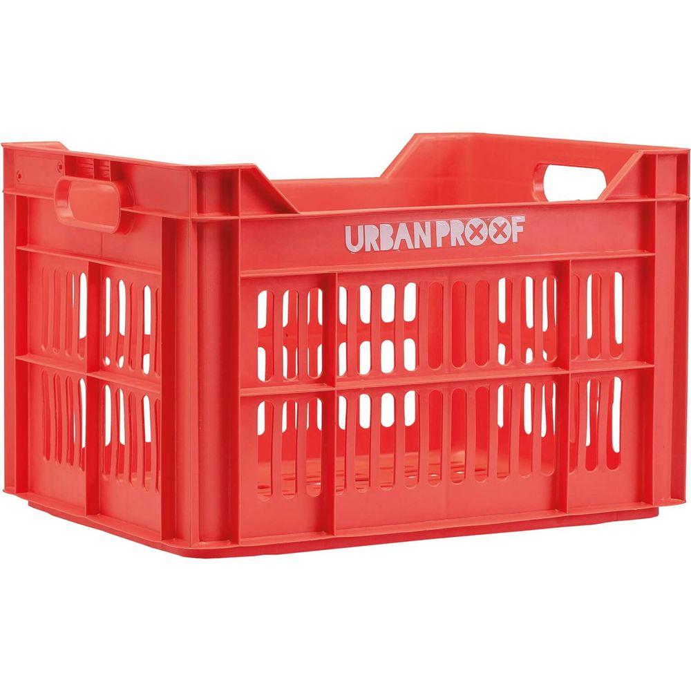 UP Fietskrat 30L Lobster rood