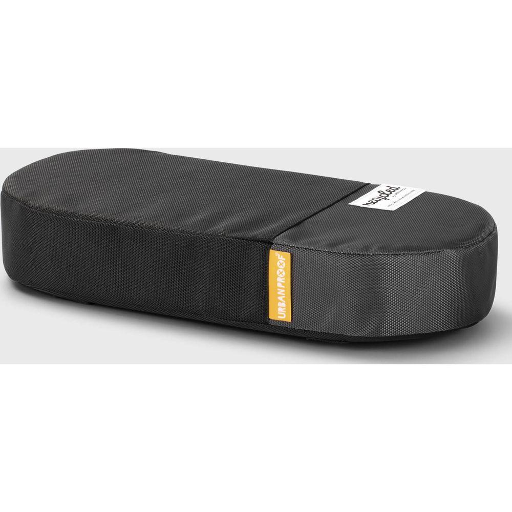 Urban Proof bagagedrager kussen Recycled zwart/grijs