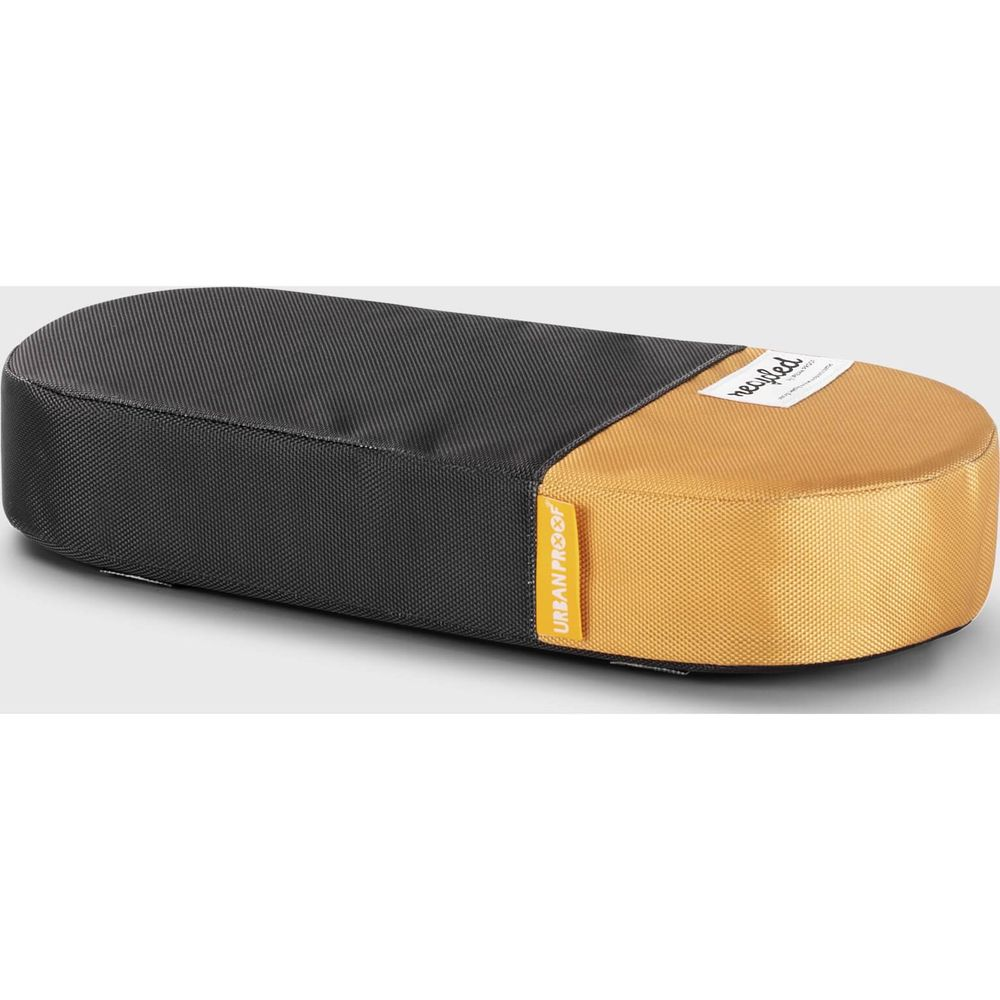 Urban Proof bagagedrager kussen Recycled grijs/geel