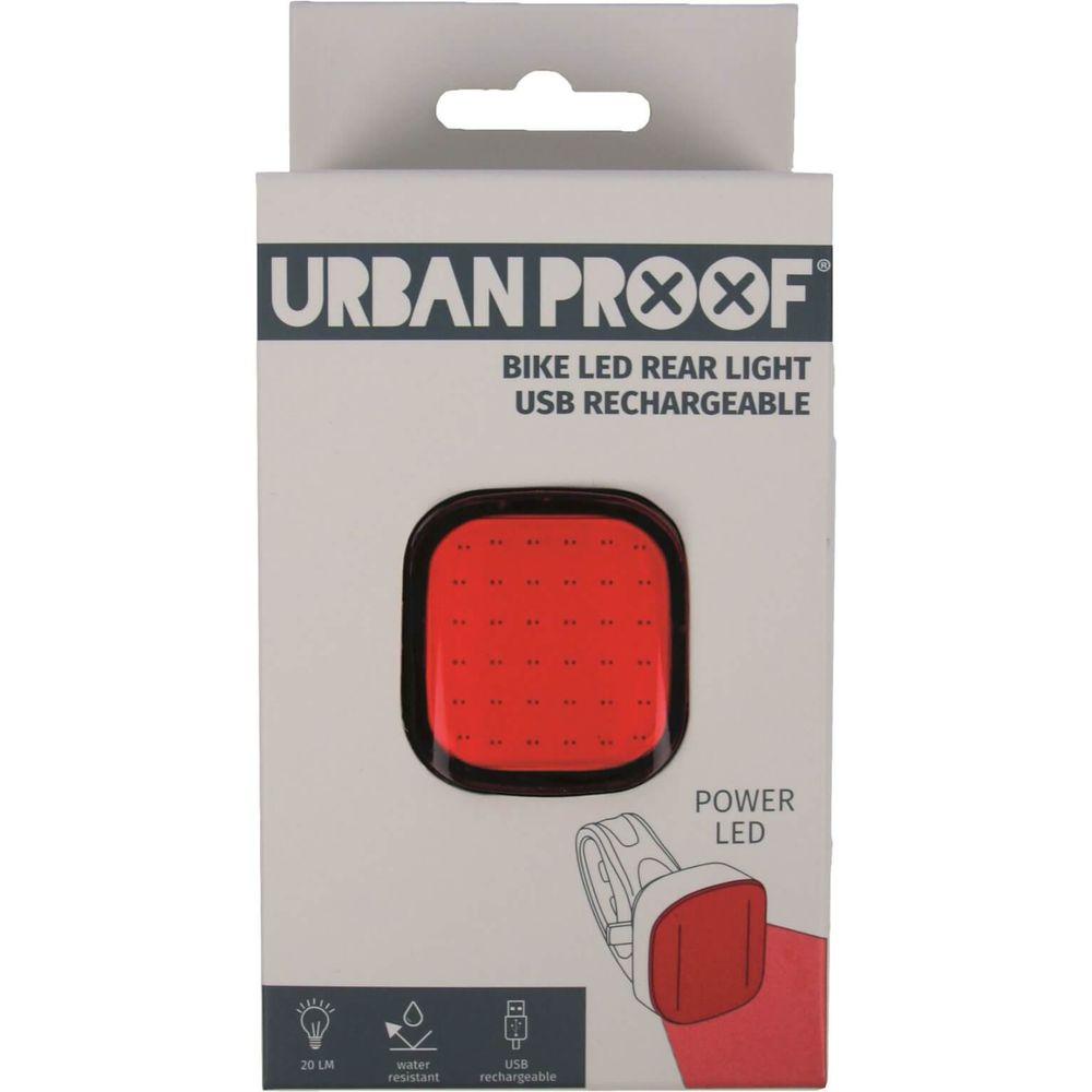 Urban Proof a licht led usb