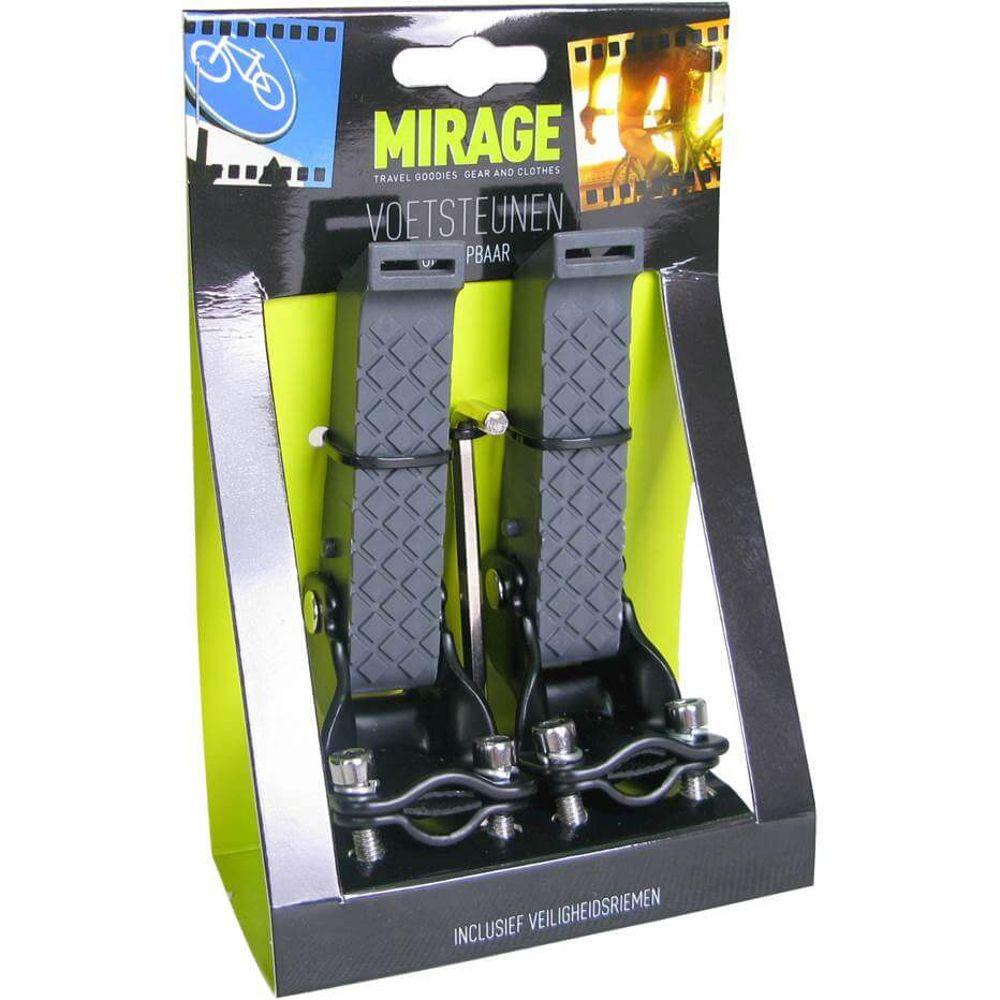 Mirage voetrust met rubber riem (2)