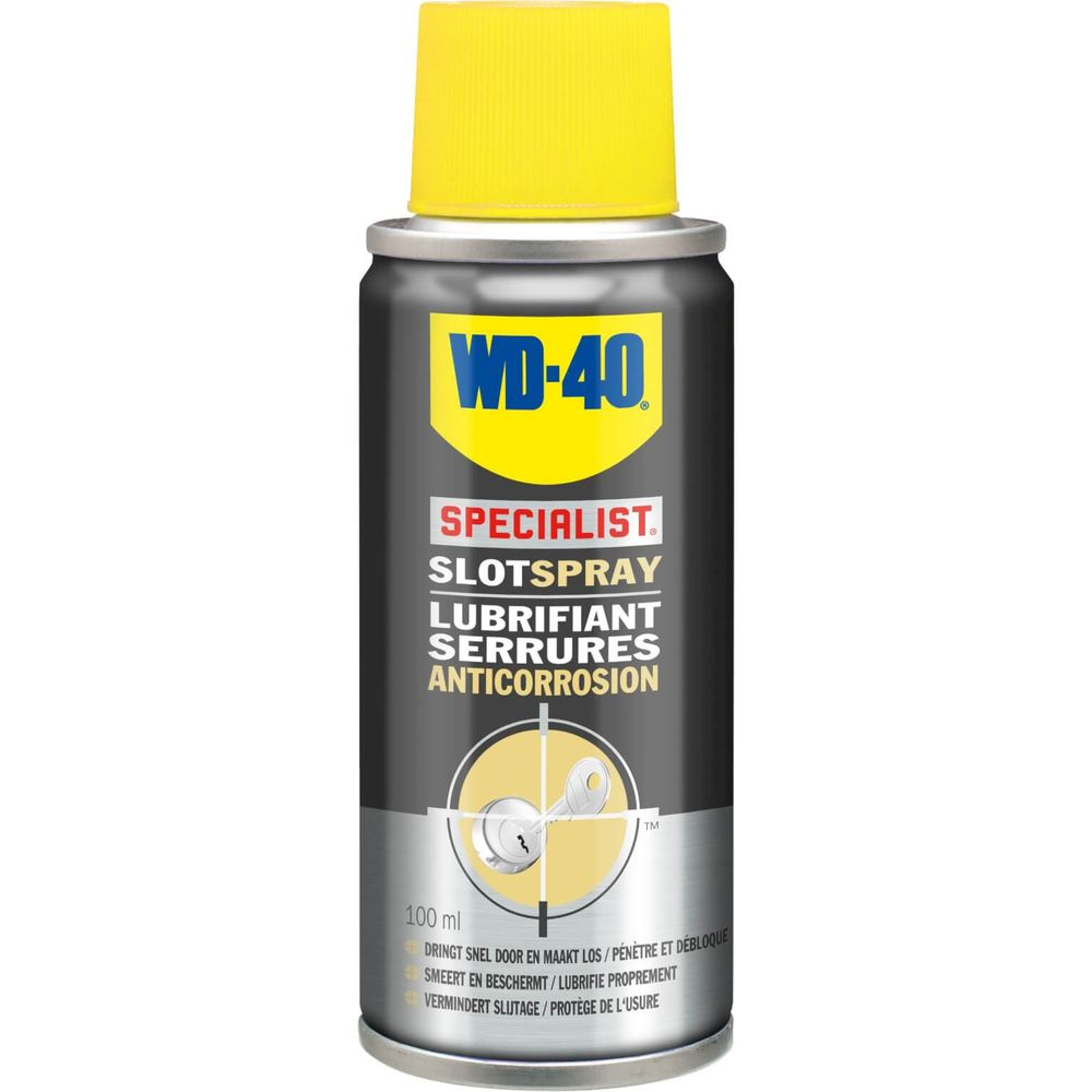 Slotspray WD40 (100 ml)