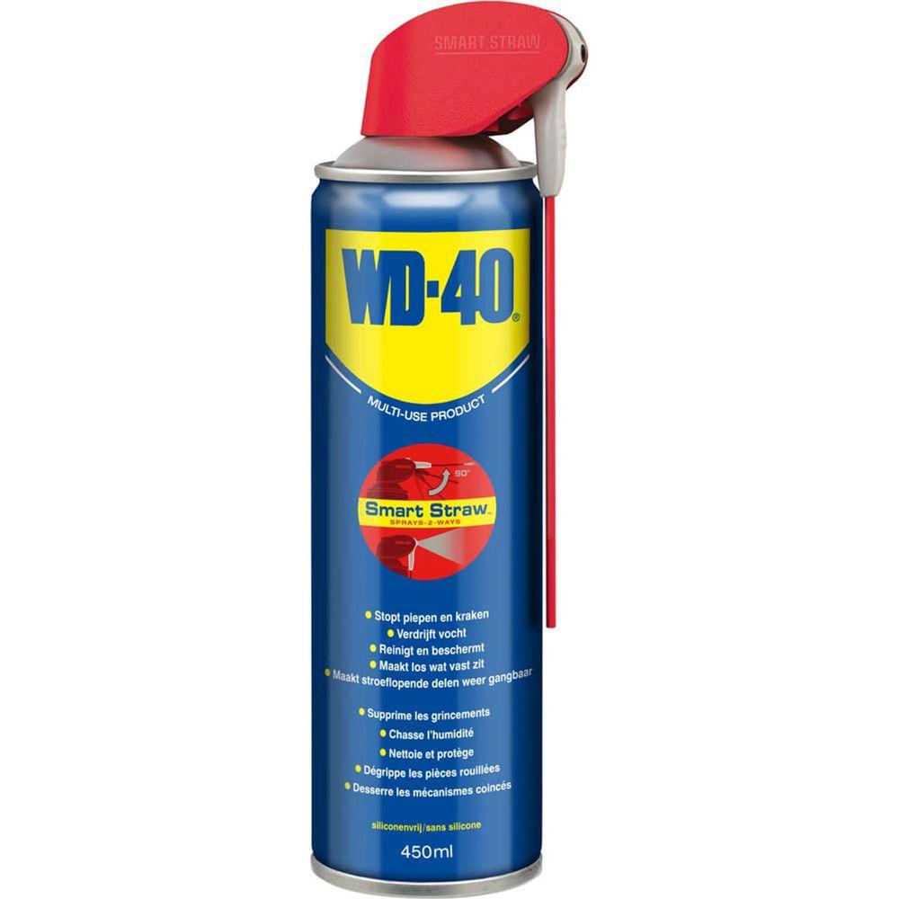 Multispray WD-40 met smartstraw - 450 ml