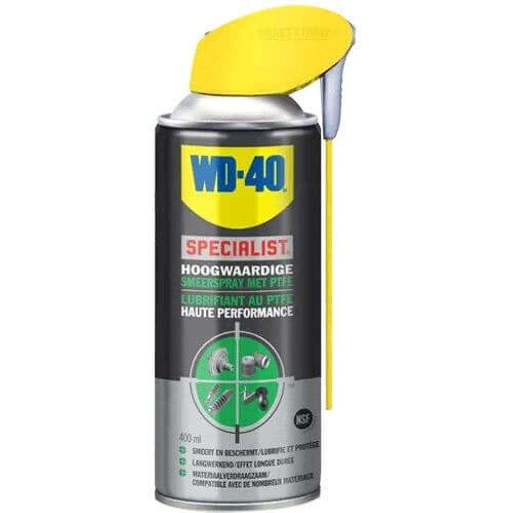 WD-40 specialist Smeerspray PTFE 400 ml