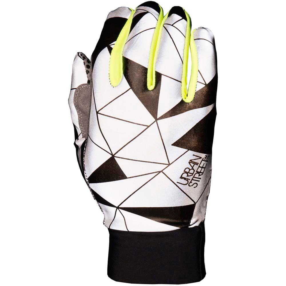 Wowow Dark Gloves Urban L geel