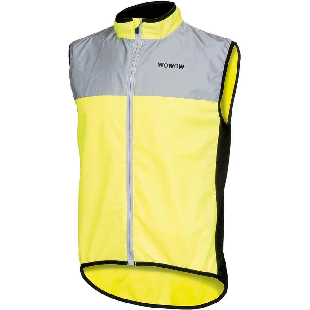 Wowow vest Dark Jacket 1.1 XS yellow