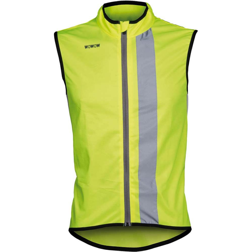 Wowow Maverick Jacket geel XL