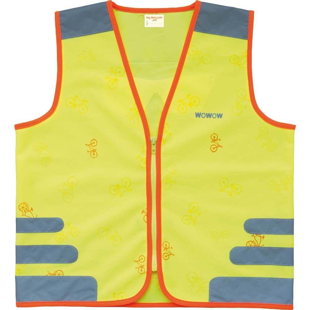 Wowow Nutty jacket yellow S