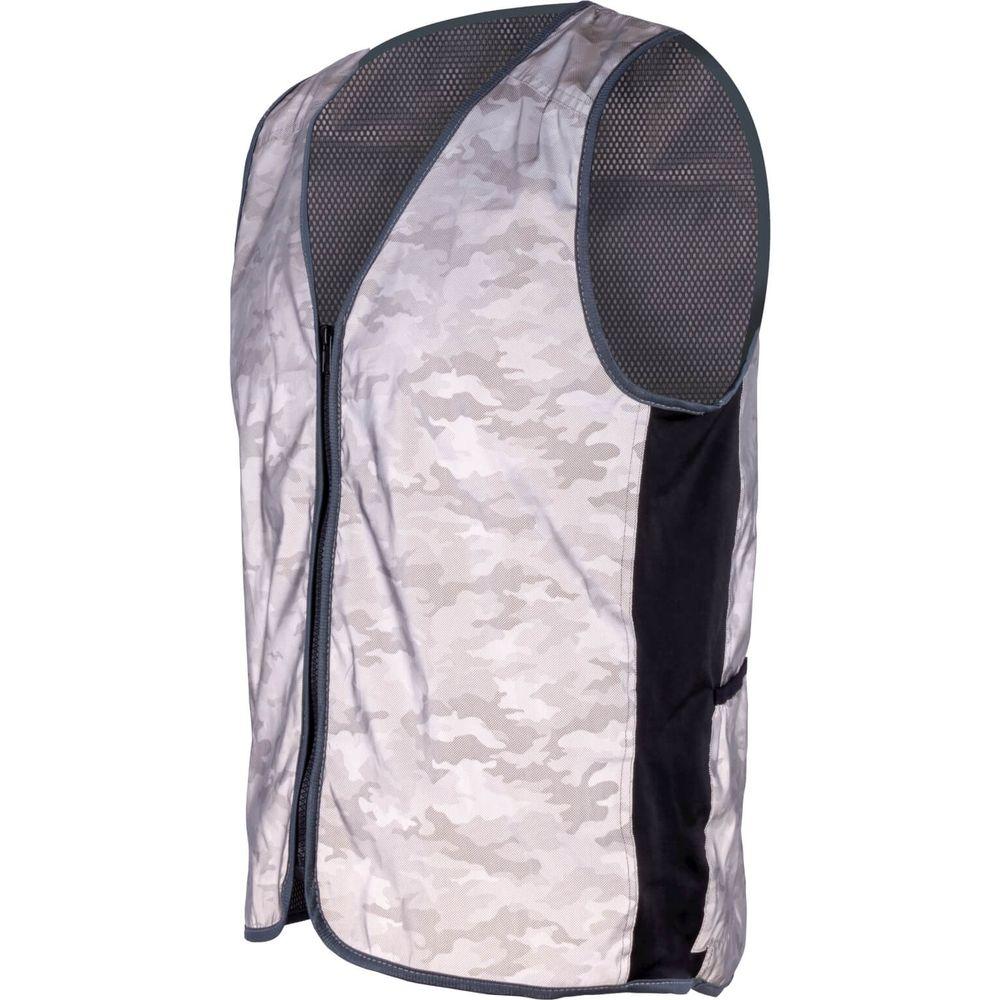 Wowow vest Titanium Full reflective XXL