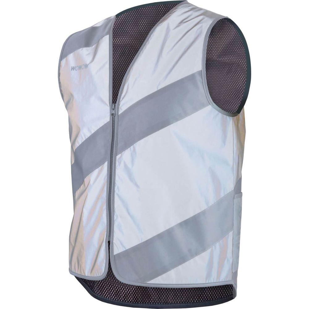 Wowow vest Roadie full reflective XL