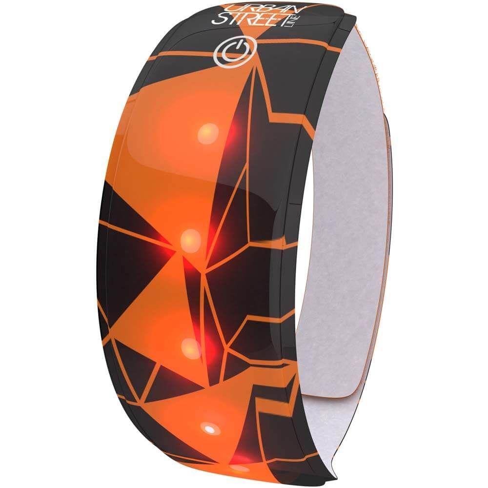 Wowow Lightband Urban or WRM XL Rode LED