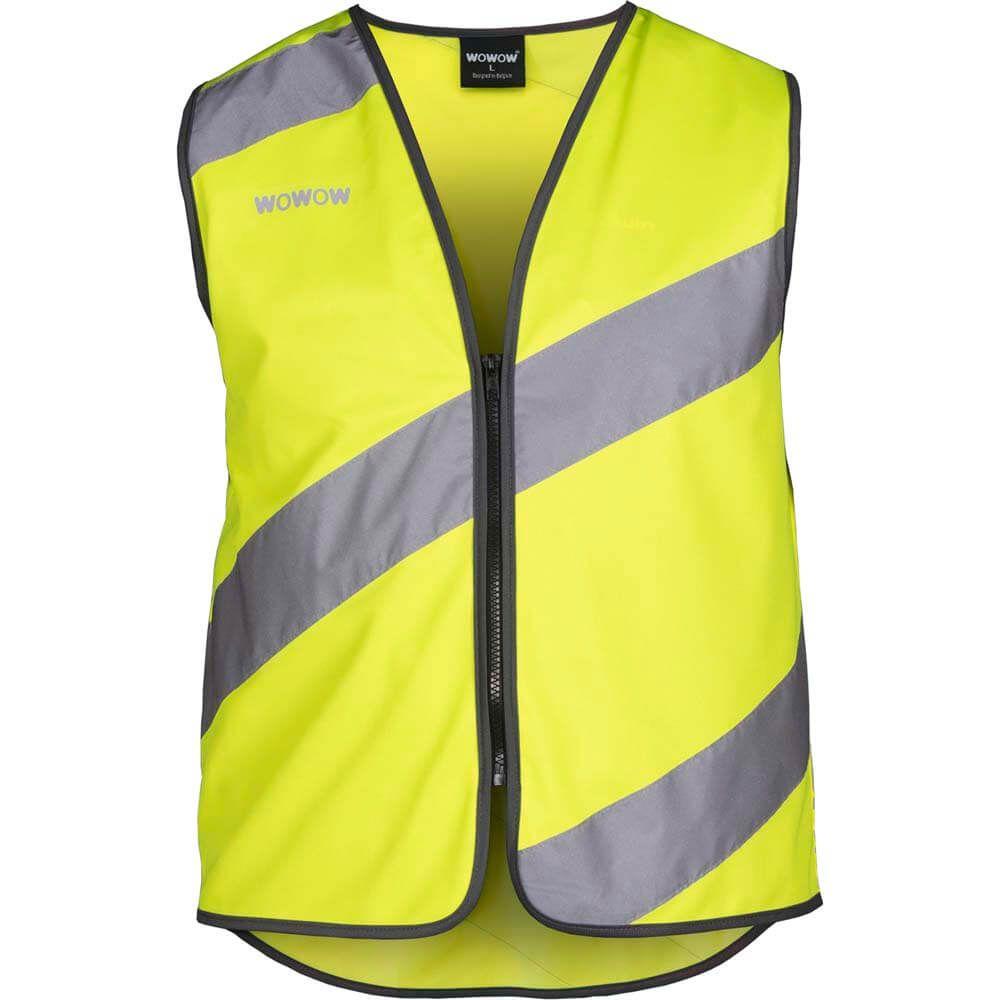Wowow hesje Roadie S yellow met LED