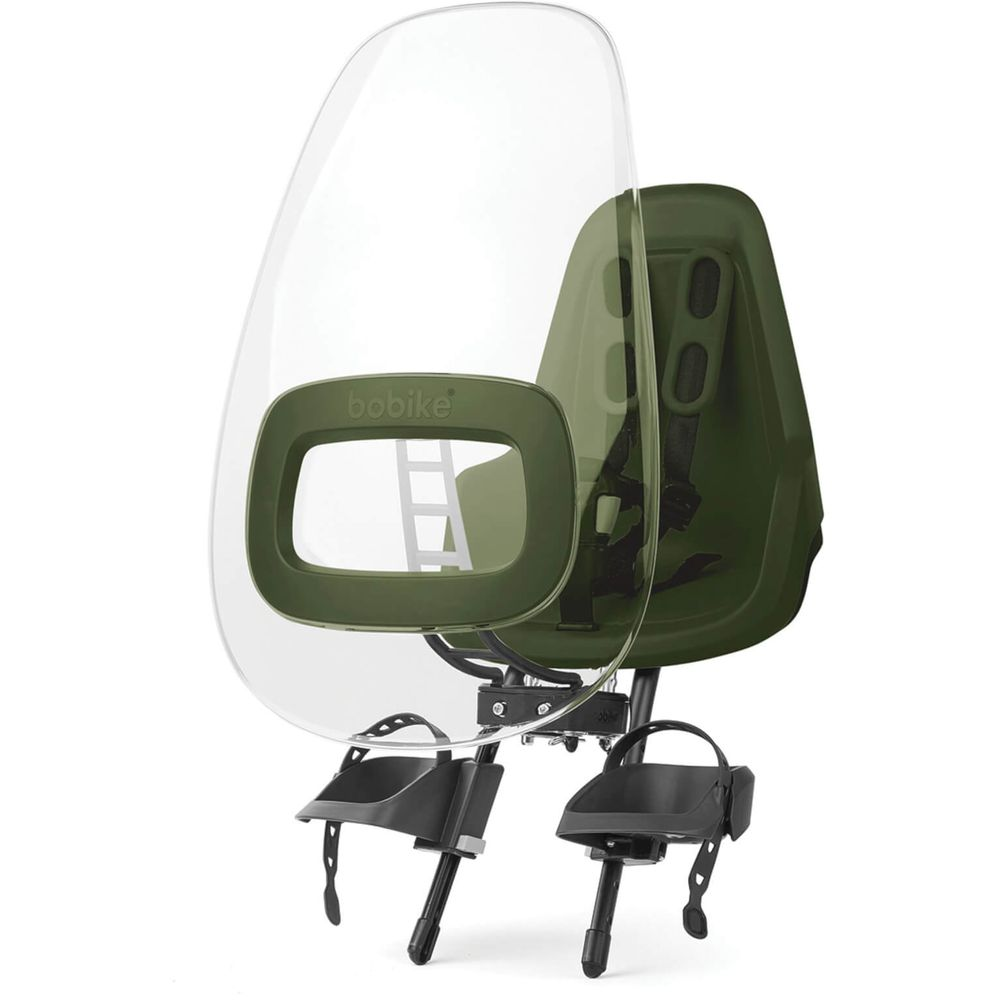 Bobike windscherm one + olive green