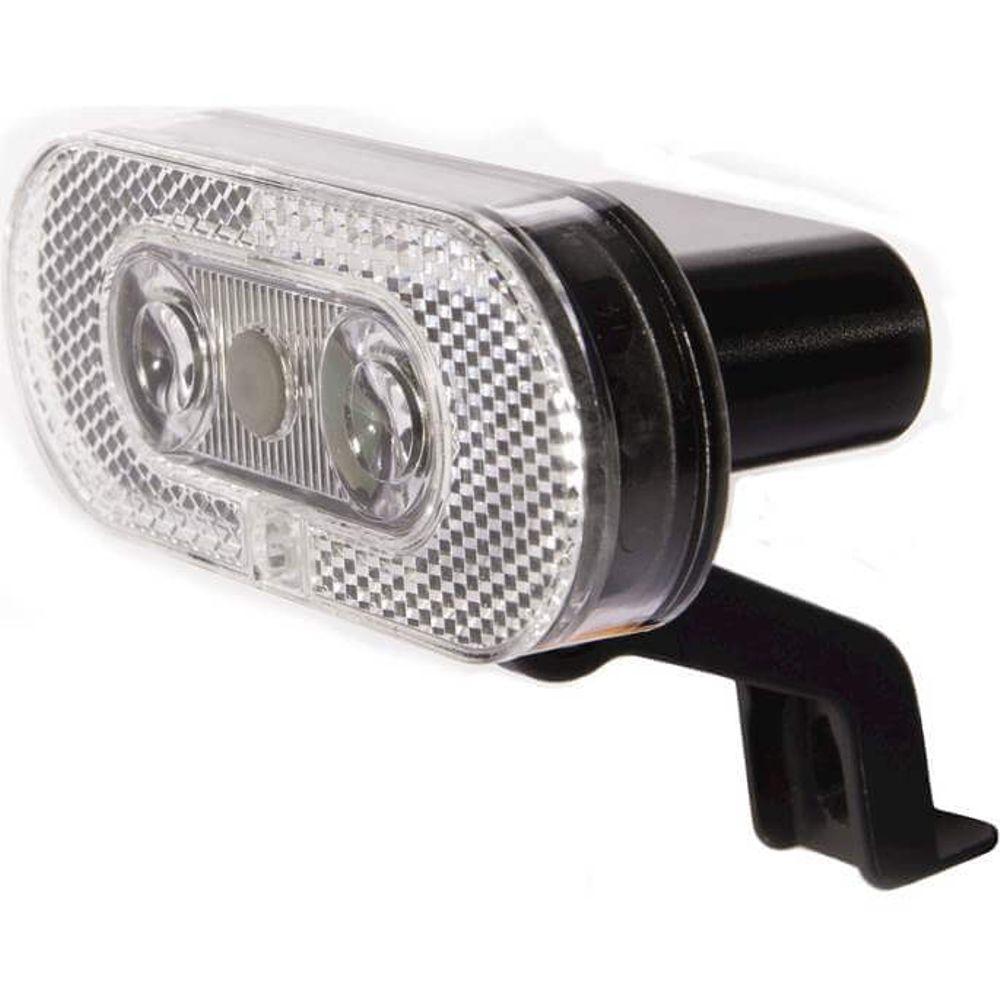 Lamp v led light zlim hi-tech 2 led + reflector