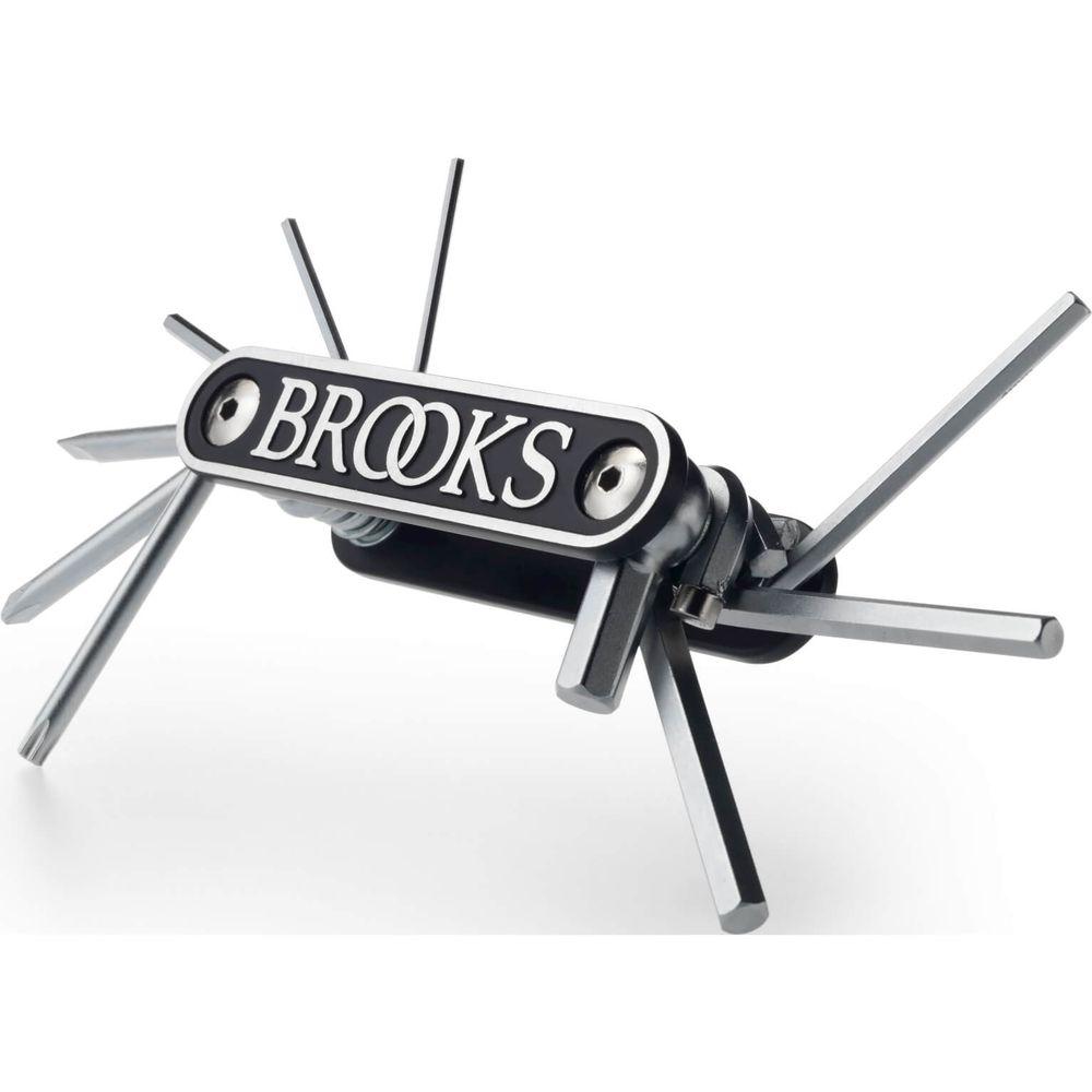 Brooks Multitool MT10 zwart