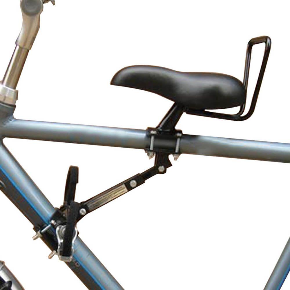 zadel op buis H fiets os model 5