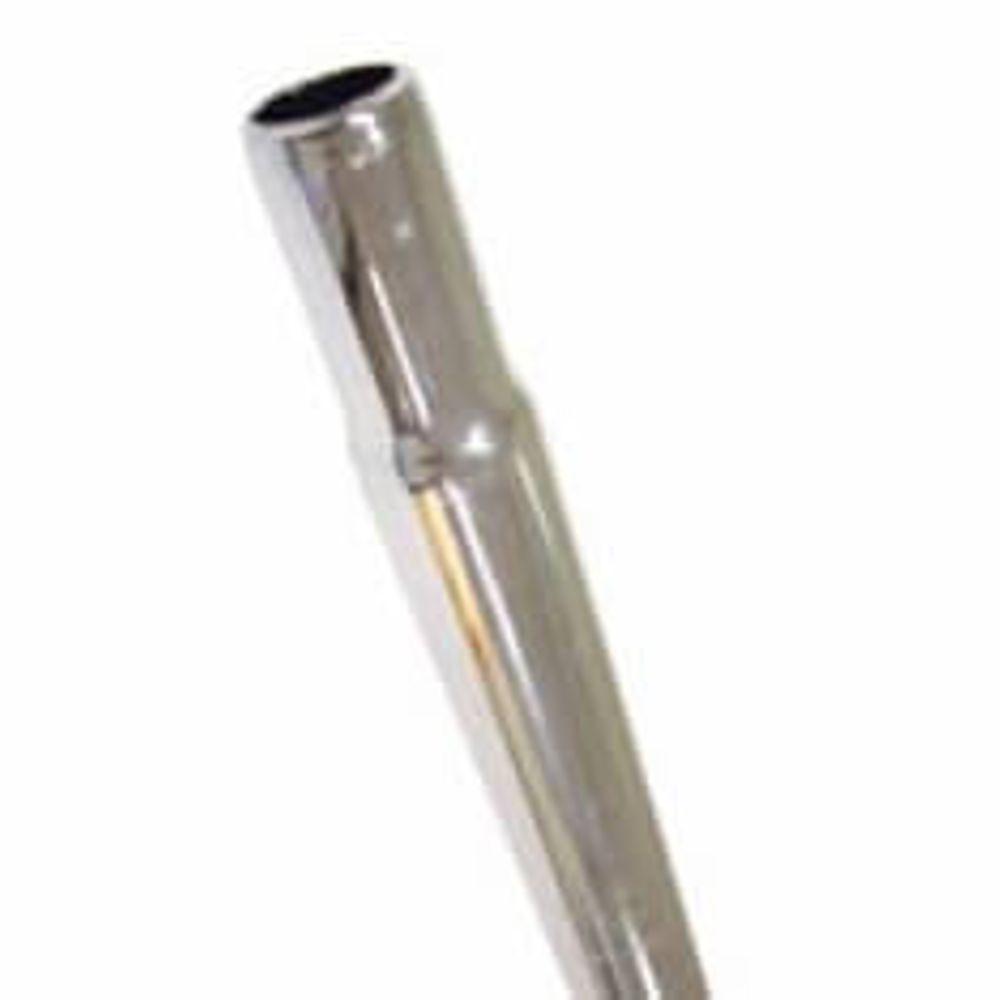 Zadelpen Bhogal 25.8*200 mm - chroom