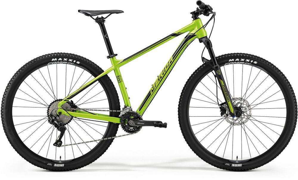 BIG NINE 500 GREEN/BLACK L 19