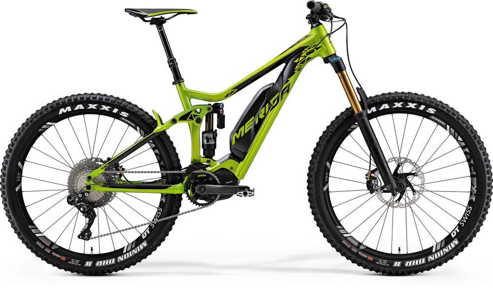 E-ONE SIXTY 900-E GREEN/BLACK XL 51CM